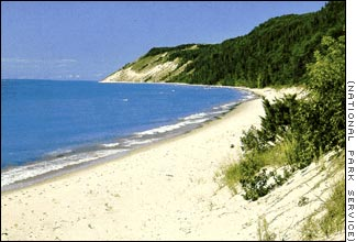Photo-Sleeping Bear Dunes